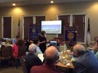 Rotary Club of South Brunswick Islands